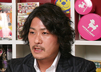 エスプライドグループ 株式会社働くお菓子 代表取締役CEO 兼 361°Creator 西川 世一