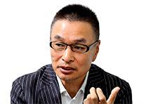 エン・ジャパン株式会社 代表取締役会長 越智 通勝