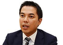 株式会社BPOソリューションズ 執行役員 浮田 聡介