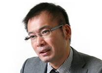 T&Tフィナンシャルグループ株式会社 代表取締役 田中 伸治