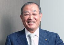 株式会社リンガーハット 代表取締役会長兼社長 米濵 和英