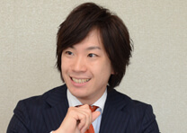 エターメント株式会社 代表取締役 宮口 誠一郎
