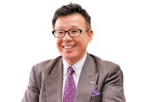株式会社ティア 代表取締役社長 冨安 徳久
