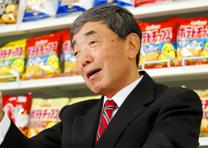 カルビー株式会社 代表取締役会長兼CEO 松本 晃
