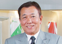 株式会社モスフードサービス 代表取締役会長兼社長 櫻田 厚