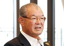 日本食研ホールディングス株式会社 最高経営責任者 代表取締役会長 大沢 一彦