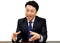 株式会社イヴォーグ 代表取締役社長 徳山 求大