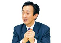 株式会社ICSパートナーズ 代表取締役社長 峯瀧 健司