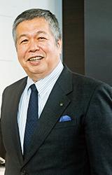 亀田製菓株式会社 代表取締役会長 CEO 田中 通泰