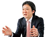 株式会社無限 取締役 システム事業本部 事業部長 清水 宏太