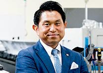 辰己屋金属株式会社 代表取締役社長 奥出 眞通