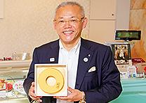 株式会社コロンバン 代表取締役社長 小澤 俊文
