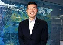 株式会社ウェザーニューズ 代表取締役社長 最高経営責任者 草開 千仁