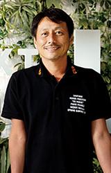 株式会社USEN-NEXT HOLDINGS 代表取締役社長CEO 宇野 康秀