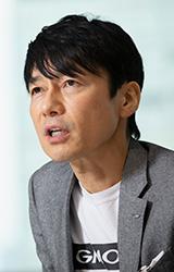 GMOインターネット株式会社 代表取締役会長兼社長・グループ代表 熊谷 正寿