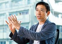 株式会社デジタルホールディングス 代表取締役会長 鉢嶺 登